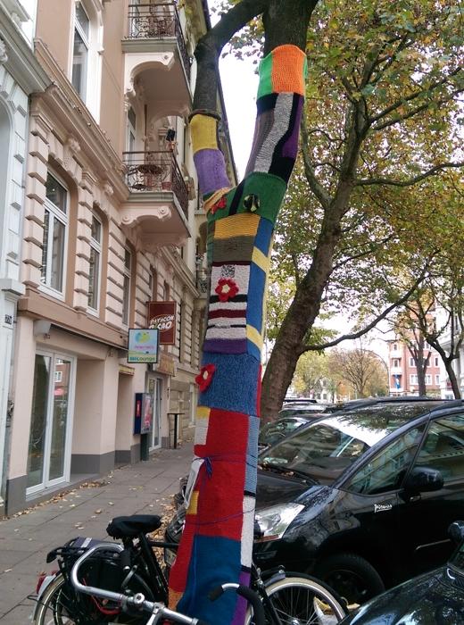 Strickmode in der Schlüterstraße
