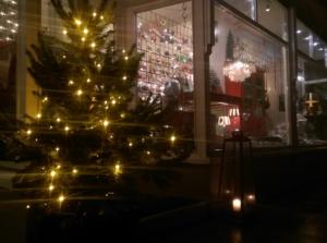 Weihnachten am Hallerplatz