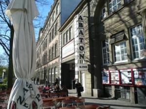 Thalia-Buchpremiere im Abaton