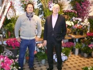 Bei Blumen Lund am Grindelhof