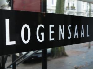 Logensaal in Kammerspiele Hamburg, Hartungstraße 9