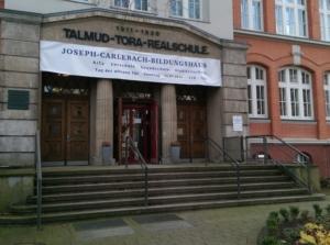 Besichtigung-Joseph-Carlebach-Bildungshaus, Hamburg/Rotherbaum