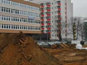 Grundstück für das MIN Forum am Campus Bundesstraße, Rotherbaum