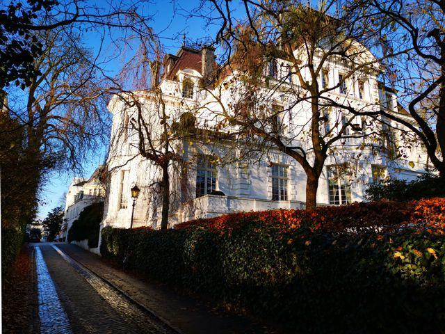 Pöseldorf ist ein Quartier in Rotherbaum