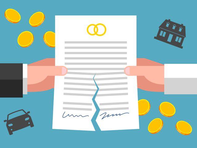 Wer finanziert die Immobilie in der Scheidung