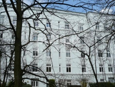 Wohlfühl-Altbauwohnung in zentraler Lage, 20251 Hamburg-Eppendorf, Etagenwohnung